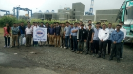 Port Visit Batch - 11th July, 2015