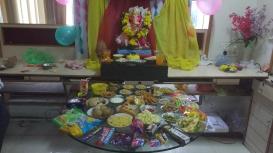 Ganesh Chaturthi Celebration 2016