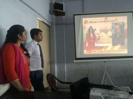 Vivekanand Collage Seminar